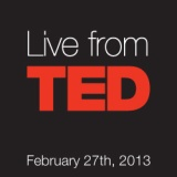 Live Simulcast of TED2013 on February27th